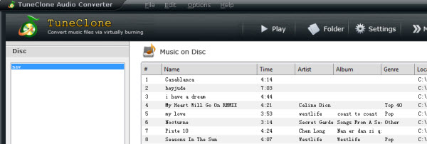 Convert iTunes music M4P to MP3